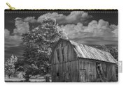 Michigan Old Wooden Barn Carry-all Pouch