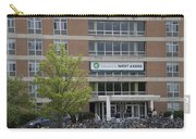 Michigan State University Welcome To Akers Signage Carry-all Pouch