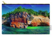 Michigan  Up Pictured Rock Kayakers 9060900109 Carry-all Pouch