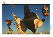 Mickey Mouse And Friends - Hot Air Balloons Carry-all Pouch