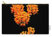 Mickey Flowers Carry-all Pouch