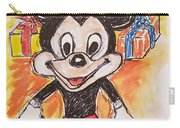 Mickey Mouse 90th Birthday Celebration Carry-all Pouch