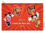 Mickey Mouse And Friends Carry-all Pouch