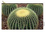 Mickey Mouse Barrel Cactus Carry-all Pouch