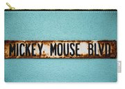 Mickey Mouse Blvd Carry-all Pouch