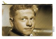 Mickey Rooney, Actor Carry-all Pouch