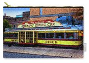 Mickey's Dining Car Carry-all Pouch
