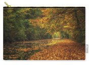 Mid Autumn On The Grand Union No 4 Carry-all Pouch