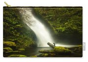 Middle Bridal Veil Falls Carry-all Pouch