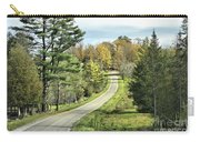 Middle Road In Autumn Carry-all Pouch