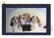 Middleburg Hounds Carry-all Pouch