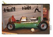 Midget At America On Wheels Carry-all Pouch