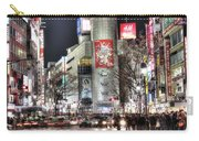 Midnight At Shibuya Carry-all Pouch