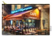 Midnight At The Brasserie Carry-all Pouch