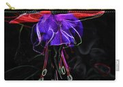 Midnight Bloom Carry-all Pouch
