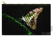 Midnight Butterfly Carry-all Pouch