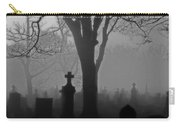 Midnight Graveyard Fog Carry-all Pouch