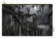 Midnight In The House Carry-all Pouch by James Christopher Hill