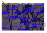 Midnight Lillies Carry-all Pouch
