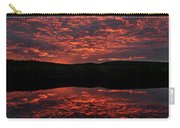 Midnight Sun In Norbotten Carry-all Pouch