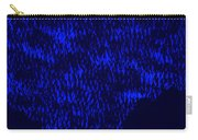 Forest Slope In Moonlight Carry-all Pouch