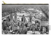 Midtown And Central Park View Carry-all Pouch