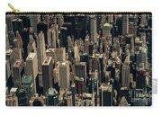 Midtown Manhattan Skyline Aerial Carry-all Pouch