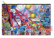 Midway Amusement Rides Carry-all Pouch