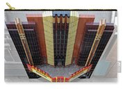 Art Deco Theater Carry-all Pouch