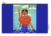 Midwives Of Standing Rock Carry-all Pouch