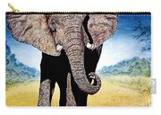 Mighty Elephant Carry-all Pouch