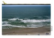 Mighty Ocean Aerial View Carry-all Pouch