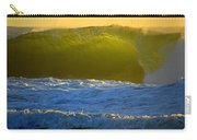 Mighty Ocean At Sunrise Carry-all Pouch