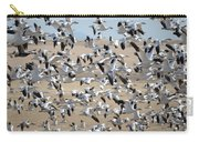 Migrating Snow Geese Carry-all Pouch