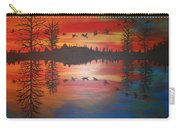 Migration At Summer's End Carry-all Pouch