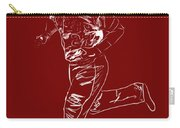 Mike Trout Home Run Trot Carry-all Pouch