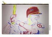 Mike Trout Carry-all Pouch