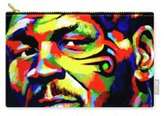 Mike Tyson Abstract Carry-all Pouch
