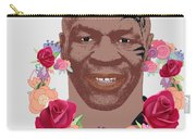 Mike Tyson Inspired Valentines Happy Valentine'th Day  Carry-all Pouch