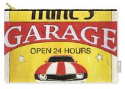 Mike's Garage Carry-all Pouch
