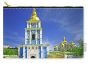 Mikhailovsky Golden-roof Cathedral Carry-all Pouch