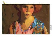 Mildred O Hat Carry-all Pouch