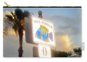 Mile Marker Zero Carry-all Pouch