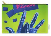 Miles At The Fillmore Carry-all Pouch