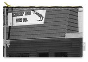 Miles City, Montana - Downtown Bw Carry-all Pouch