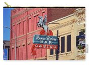 Miles City, Montana - Downtown Casino Carry-all Pouch