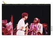 Miles Davis Image 9  With Bob Berg  Carry-all Pouch