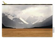 Milford Sound Mountains On South Island New Zealand Carry-all Pouch