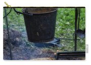 Military Revolutionary War Campfire Vertical Carry-all Pouch