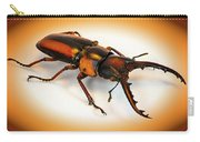 Military Stag Beetle Carry-all Pouch